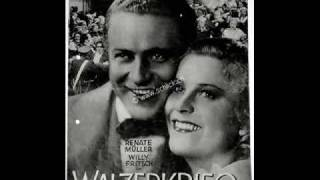 Willy Fritsch - Tausendmal War Ich Im Traum Bei Dir (Robert Renard)