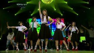 【TVPP】T-ara - Roly Poly, 티아라 - 롤리폴리 @ Beautiful Concert Live