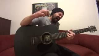 Human (Rag 'n' Bone Man) acoustic cover by Joel Goguen