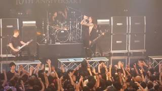 Blessthefall Live in Tokyo(20160605) - 『Hey Baby, Here's The Song You Wanted』
