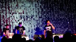 Body and Blood - clipping. Live @ The Broad 2/18