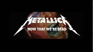 Metallica: Now That We're Dead Reaction!(Link In The Description!)