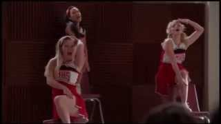 Glee - Toxic for The Unholy Trinity - Full Performance