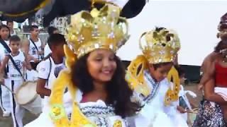 Carnaval 2018 - Mas que Sonho tão bonito - Maracatu Mirim Nação Baque Forte