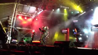 Noidz - The Beautiful People (cover Marilyn Manson) ( live Rock no Rio Sado Setúbal 2013)