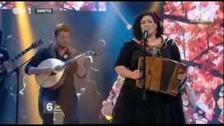 Celina da Piedade - Primavera - 2ª Semifinal | Festival da Canção