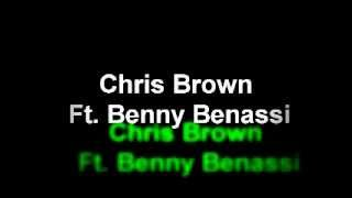 Chris Brown Ft. Benny Benassi - Beautiful People Lyrics