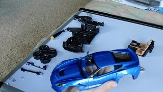 Customizing My 1:18 Scale Maisto Corvette Stingray Model Car