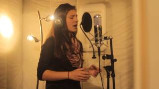Miley Cyrus- Wrecking Ball - (Cover by Brianna Mazzola)