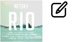 Netsky - Rio feat. Digital Farm Animals  - Schrijvers Remix