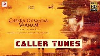 Chekka Chivantha Vaanam - Caller Tune Codes   A.R. Rahman   Tamil Songs 2018   Rahman Hits