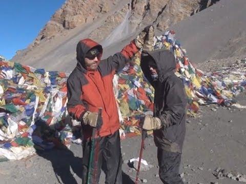 Father-Son Self-Guided Himalaya Trek – Annapurna Circuit (15-18)
