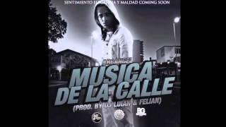 Musica De Calle   Arcangel (Prod By Dj Luian  Felian) 2013