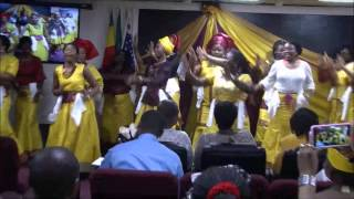 Women of Excellence dancing to Hallelujah by Lara George