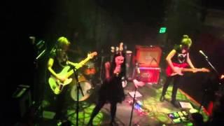 """Kate Nash - """"Rap for Rejection"""" live"""