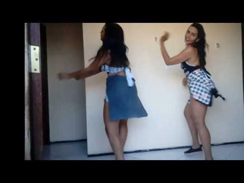 Mae e filha Dance...Bumbum no ar - Coreografia Couver da Oficial de Mc Troia e Mc Tocha!!!