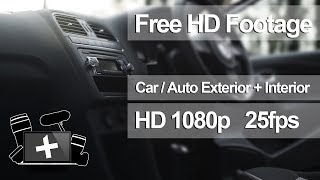 Free Footage Car Interior HD 1080p 25fps [Stock Footage]