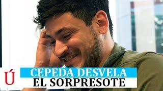 Cepeda desvela por error la sorpresa que tenía preparada tras Esta Vez su primer single tras OT