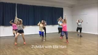 Que Suenen Los Tambores - ZUMBA® fitness class with Ella Hart Beat in Israel