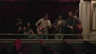 Black Lillies - 3 In The Morning - Backstage @ Tennessee Shines