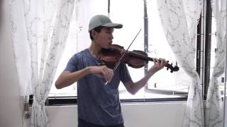BY YOUR SIDE - Jonas Blue ft. Raye (Violin Cover) PREVIEW