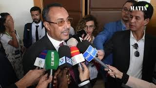 Forum d'Affaires Maroc-France à Dakhla : Déclaration de Ynja Khattat, président de la région Dakhla-Oued Eddahab