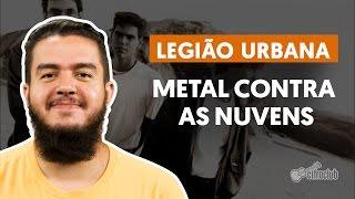 Videoaula Metal Contra As Nuvens (aula de violão)