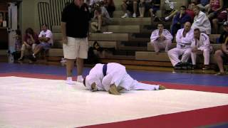 Show Me State Games 2012 Judo Match 059