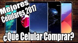 Top 5 Mejores Celulares de Gama Alta 2017 ¿Cual Comprar?