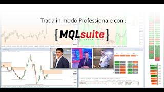 Trada in modo professionale con MQL Suite