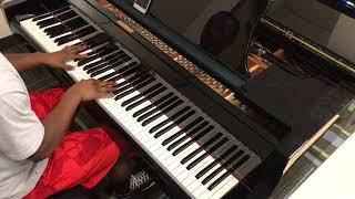 Patty Cake - Kodak Black Piano Cover (w/sheet music)