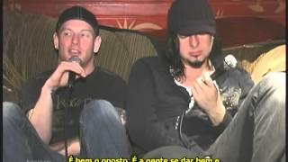 Corey Taylor: Slipknot e Stone Sour não se misturam?