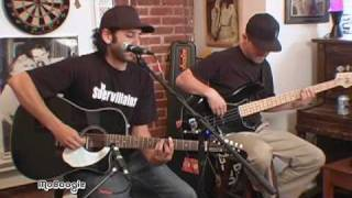 """MIKE PINTO """"Bad Luck"""" - stripped down session @ the MoBoogie Loft"""