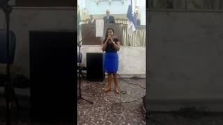 Fabiana Anastácio - Aula de Adoração