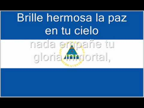 Hymne national du Nicaragua / Himno nacional de Nicaragua