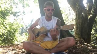 "Die Antwoord ""Enter the Ninja"" & Eminem ""Not Afraid"" - Luca Roncoroni acoustic mash-up cover"