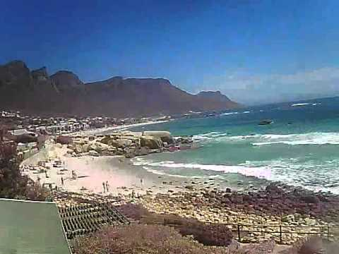 Timelapse Video – Glen Beach & Camps Bay – 31/10/2010