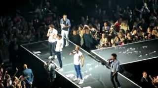 (HD) One Direction - C'mon C'mon - Madison Square Garden, New York