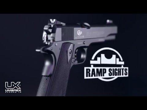 Video: Colt Commander BB CO2 Blowback Pistol | Pyramyd Air