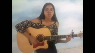 Te Agradeço Deus Kleber Lucas -  Amanda Silva (Cover)