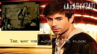 I like It [Karaoke/Instrumental] Enrique Iglesias