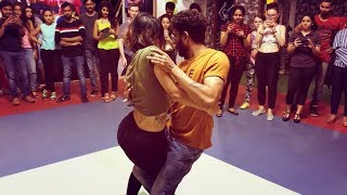 Cornel and Rithika   Bachata Sensual   Shameless - Sofia karlberg ft. the Weeknd   Rocket remix