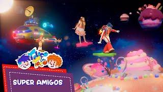 TELECO E TECO NOVA GERAÇÃO - SUPER AMIGOS