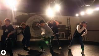 "Hige""It Won't Stop/Sevyn Streeter Feat.Chris Brown""@En Dance Studio SHIBUYA"