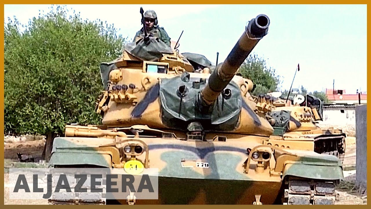 Assad's Troops Enter Northern Towns to Confront Offensive