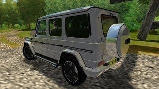 City Car Driving Mercedes G65 AMG + Downloadlink [HD]