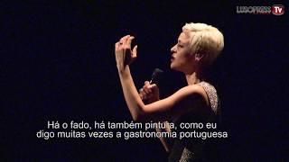Concert de Mariza au Palais des Congrès