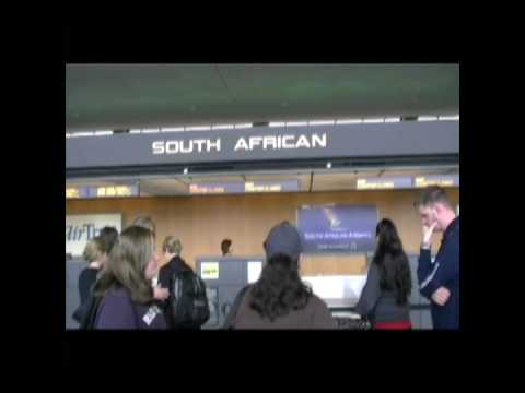 Trailer: South Africa Delegation on Nursing 2009
