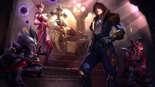 Ezreal Às de Espadas - League of Legends (Completo BR)