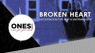 🔥 XXXTENTACION Type Beat x Sad Piano Beat 2018